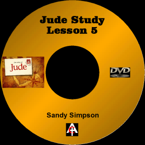 Jude Lesson 5 (MP4) | Movies and Videos | Religion and Spirituality