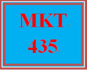 mkt 435 wk 3 team - internal and external influences marketing paper