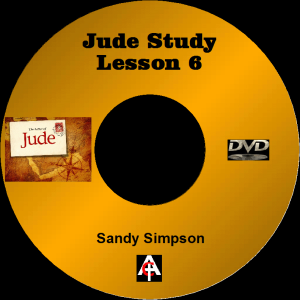 Jude Lesson 6 (MP3) | Movies and Videos | Religion and Spirituality