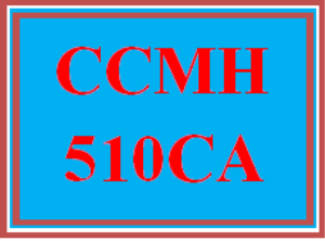 CCMH 510CA Wk 1 Discussion - Worldview | eBooks | Education
