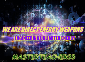 we are direct energy weapons audio series and pdf books
