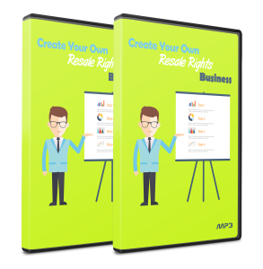 create your own resale rights business