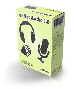 ezNet Audio | Software | Audio and Video