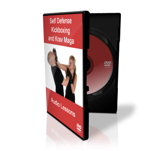 self defense kickboxing and krav maga audio lessons
