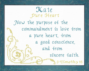 name blessings - kate 3