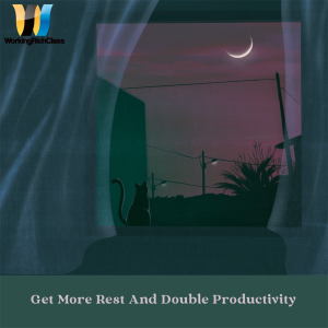Get More Rest And Double Productivity | Audio Books | Podcasts