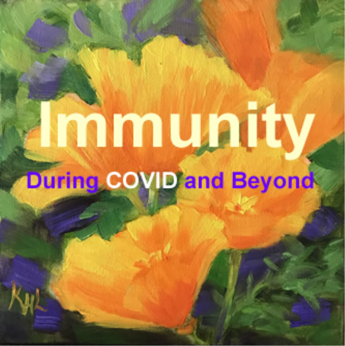 Second Additional product image for - POWERFUL IMMUNITY: During COVID and Beyond both versions