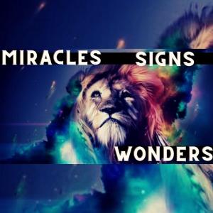 miracles sign & wonders - prayer instrumental