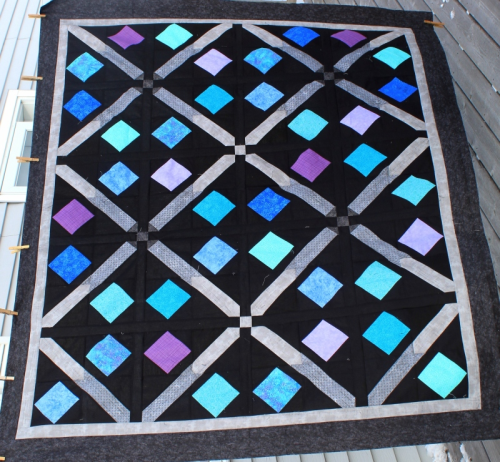 First Additional product image for - Aim High Quilt Pattern