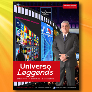Universo Leggends Expansivo | Documents and Forms | Other Forms
