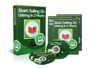 start selling on udemy in 2 hours: video training course