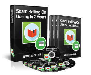 start selling on udemy in 2 hours advanced: video training course