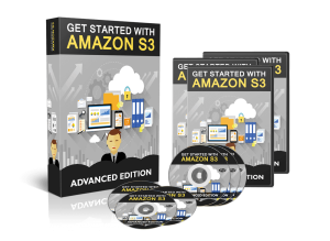 get started with amazon s3 advanced: video training course