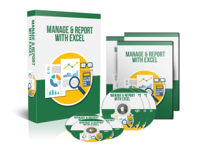 manage & report with excel: video training course