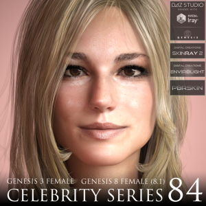 celebrity series 84 for genesis 3 and genesis 8 female (8.1)
