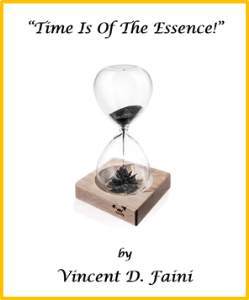 time is of the essence!