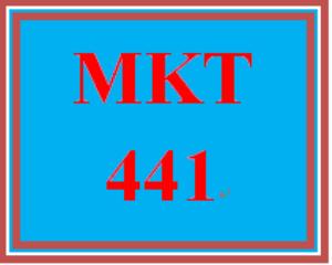 mkt 441 wk 2 - market research case study analysis