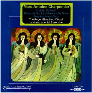marc-antoine charpentier: oratorio de noël
