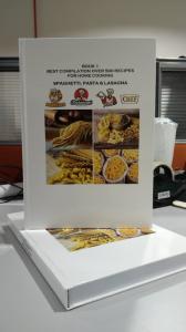 recipe book spaghetti, pasta & lasagna yr 2021