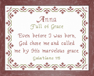 name blessings - anna 3