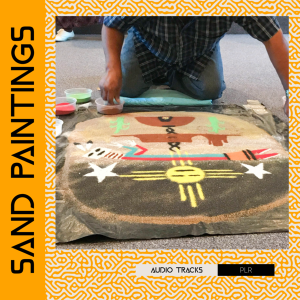 sand paintings audio tracks