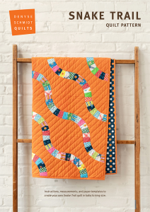 Snake Trail pdf pattern | Crafting | Sewing | Other