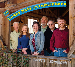 patuxent cd-351 the larry mcpeak tribute band - larry's songbook