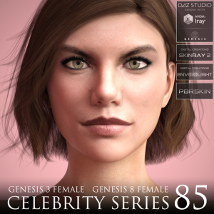 celebrity series 85 for genesis 3 and genesis 8 female (8.1)