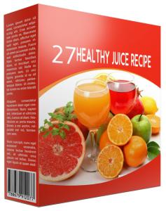 27 healthy juice recipes