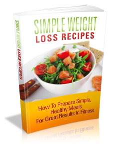 simple weight loss recipes