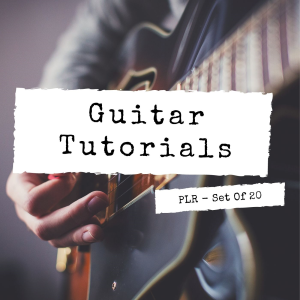 guitar music tutorials