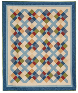 Bluebird Song Queen Size Quilt Pattern | Crafting | Sewing | Other