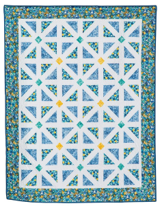 dew drop inn lap quilt pattern