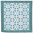 Dew Drop Inn Lap Quilt Pattern | Crafting | Sewing | Other