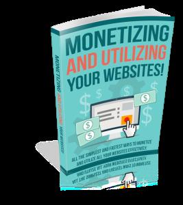 monetizing and utilizing your website