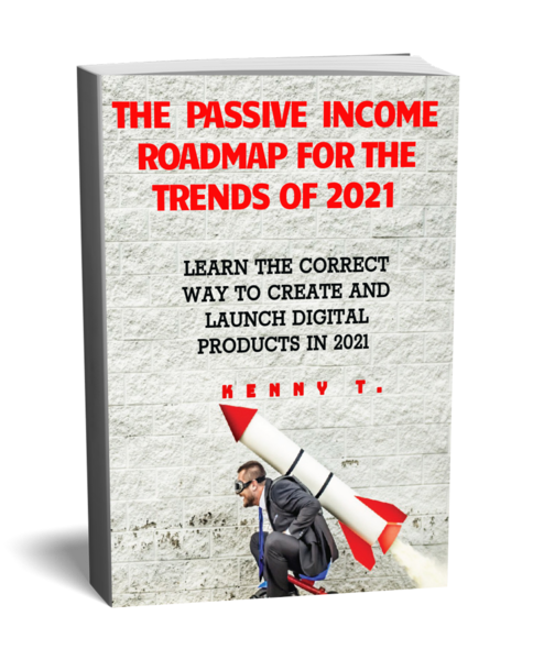 First Additional product image for - The Passive Income Road Map For The Trends of 2021