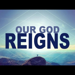 our god reigns - worship instrumental