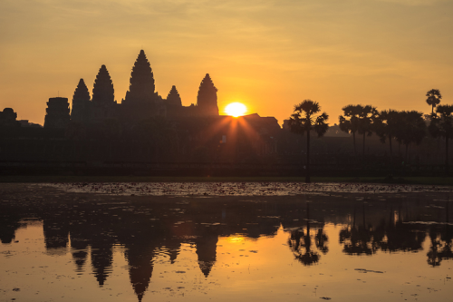First Additional product image for - God behind Angkor Wat