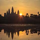 God behind Angkor Wat | Photos and Images | Architecture