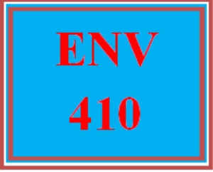 ENV 410 Wk 1 Discussion - Chronic Toxicity | eBooks | Education