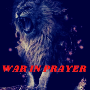 war in prayer
