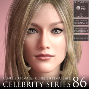 celebrity series 86 for genesis 3 and genesis 8 female (8.1)