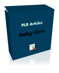 10 Baby Care PLR Articles | Other Files | Documents and Forms