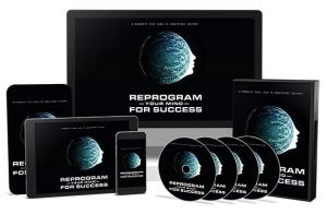 Reprogram Your Mind For Success Upgrade Package | Movies and Videos | Educational