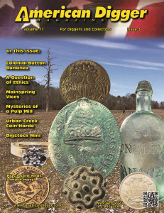 american digger vol 17, issue 3