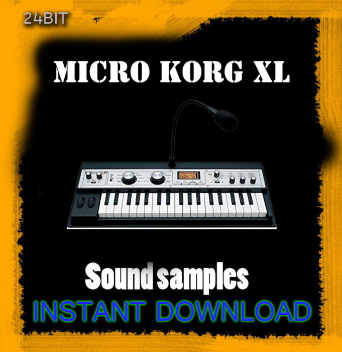 First Additional product image for - Korg Micro XL Sound Samples