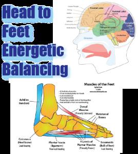 head to feet balancing class workbook