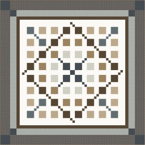Chocolate Swirl Quilt Pattern | Crafting | Sewing | Other