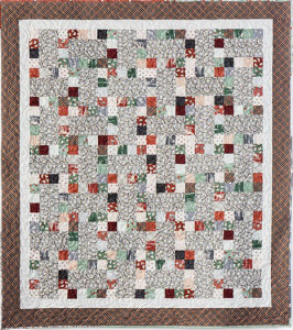 winter woodland quilt pattern