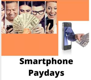 smartphone paydays